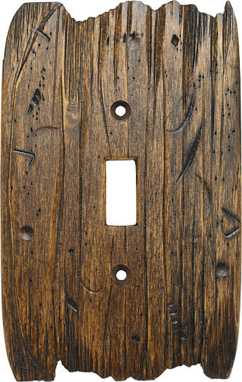 Old West Rustic Switchplate Studios