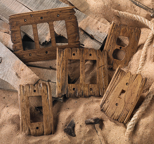 Styles Rustic Switchplate Studios